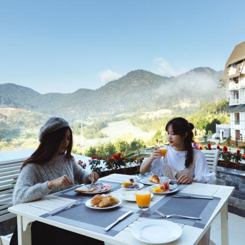 Swiss Belresort Tuyen Lam – The Resort with European Landscape in Da Lat