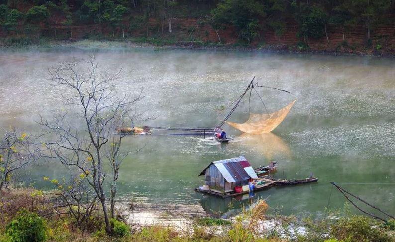 Các điểm du lịch ở ngoại thành Đà Lạt