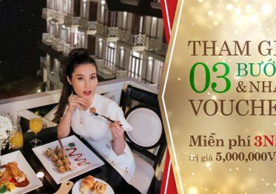 Hàng ngàn Voucher gởi tặng đến khách hàng nhân dịp Giáng Sinh & Năm Mới 2019