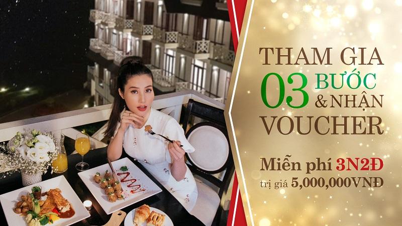 (Tiếng Việt) Hàng ngàn Voucher gởi tặng đến khách hàng nhân dịp Giáng Sinh & Năm Mới 2019